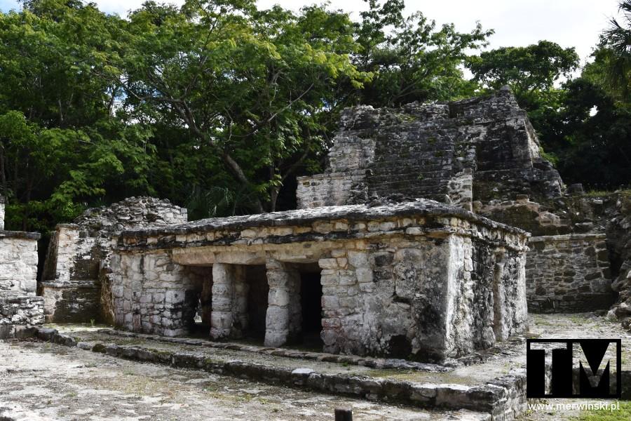 Mało znane ruiny na Jukatanie