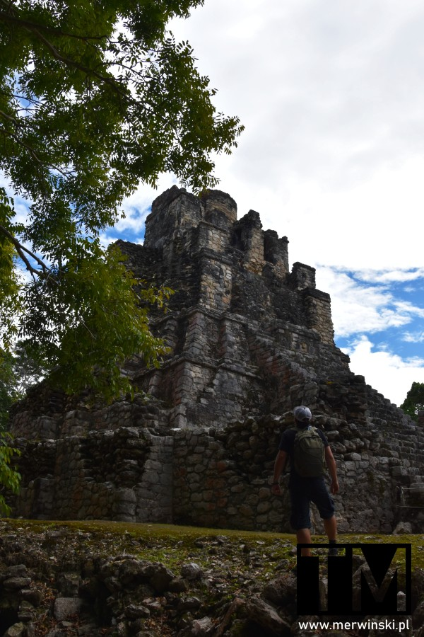 Najwyższa piramida na Riviera Maya