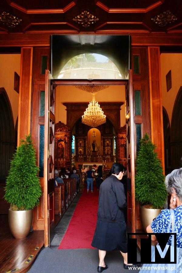 Pogrzeb na Maderze w Ribeira Brava
