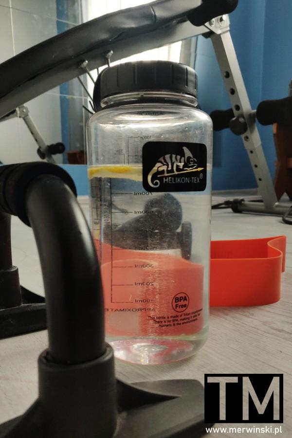 Butelka 1 litrowa Helikon-Tex na siłowni