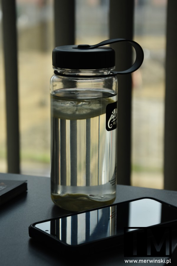 Butelka Tritan Helikon-Tex 550 ml