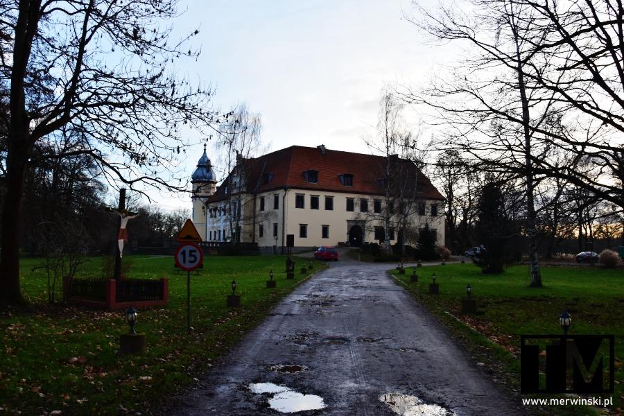Pałac Krobielowice pod Wrocławiem