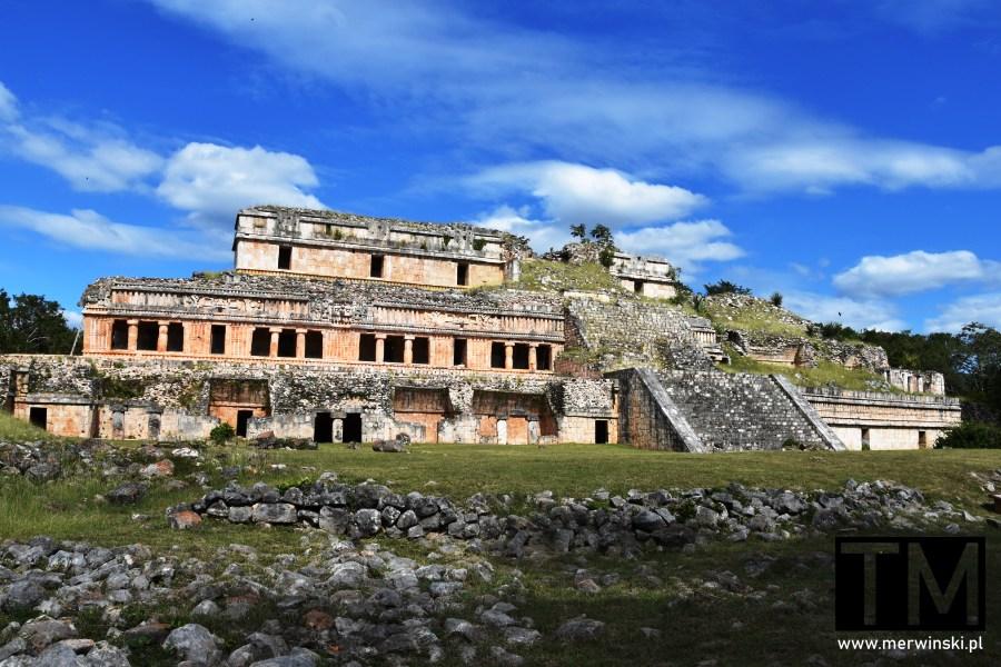 Wielki Pałac w Sayil