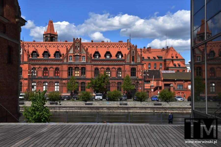 Budynek Poczty Głównej w Bydgoszczy