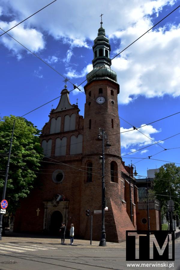 Kościół Klarysek Wniebowzięcia Najświętszej Marii Panny w Bydgoszczy