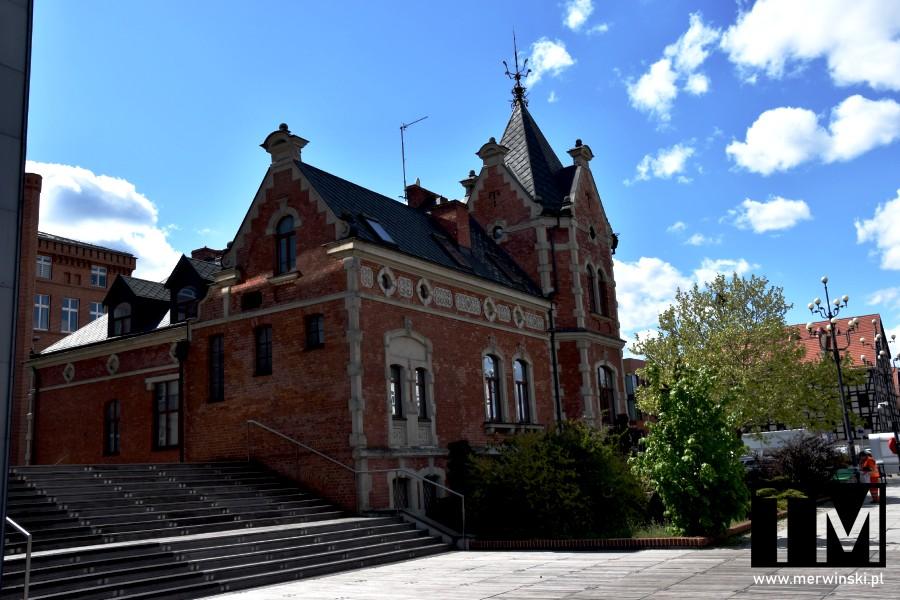 Pałacyk Lloyda w Bydgoszczy