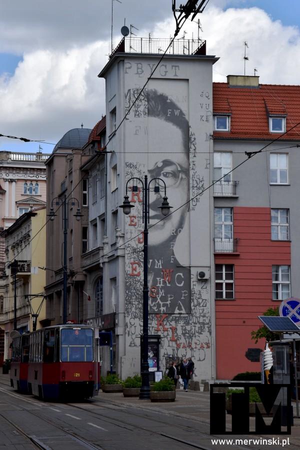 Street Art w Bydgoszczy