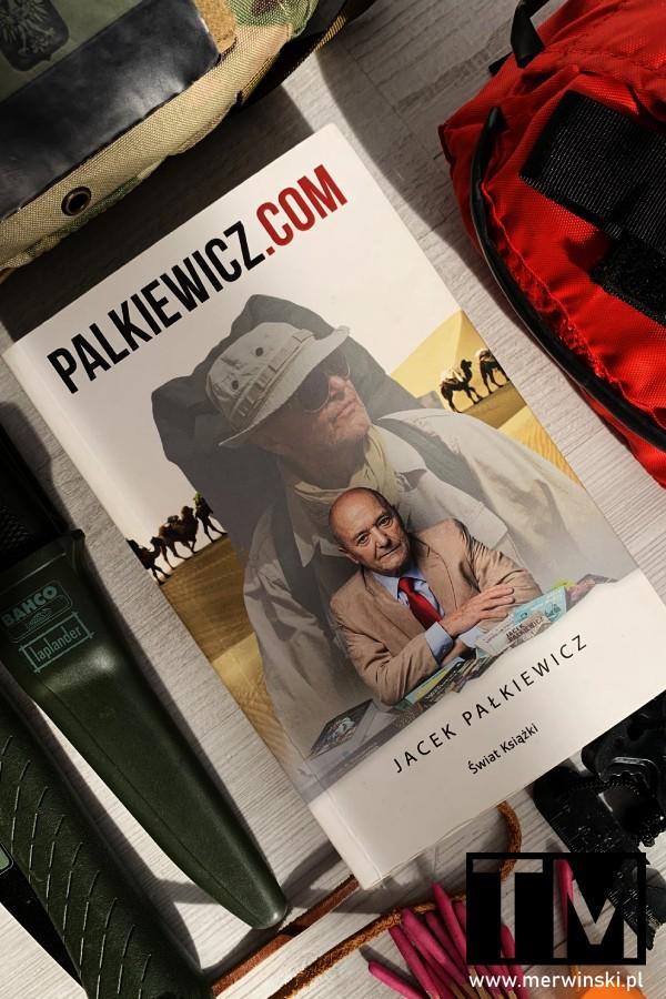 """Recenzja książki Jacka Pałkiewicza """"palkiewicz.com"""""""