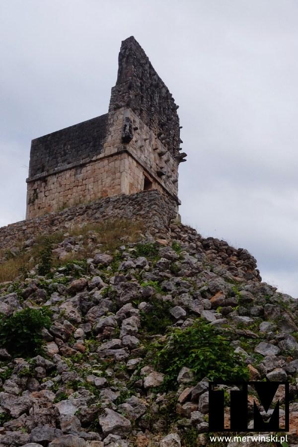 Świątynia El Mirador w Labnie