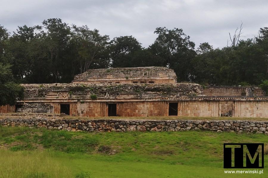 Pałac Labná w Meksyku