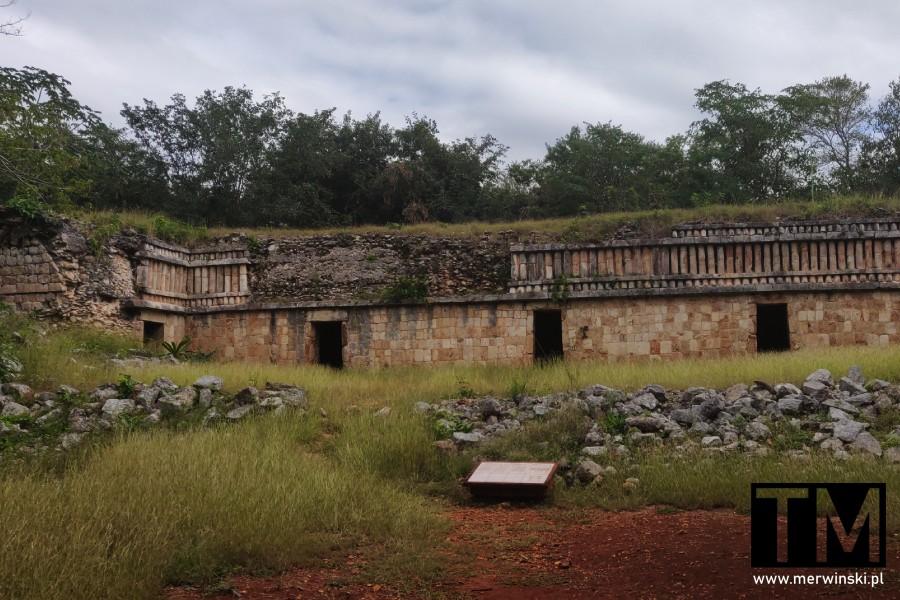 Świątynia Kolumn w Labnie na Jukatanie