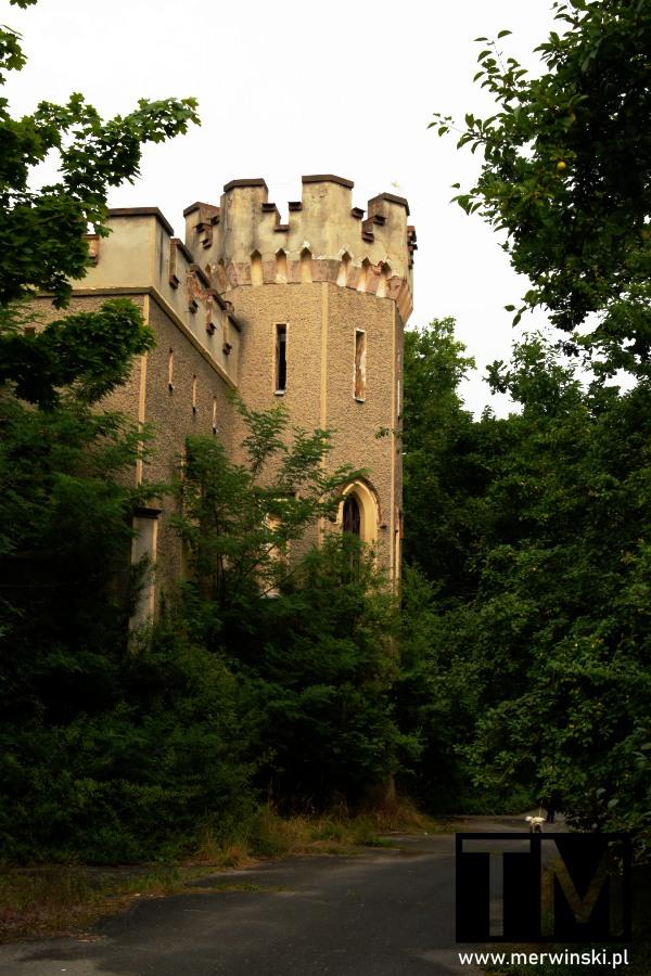 Śląski Windsor, czyli Pałac w Szczodrem koło Wrocławia