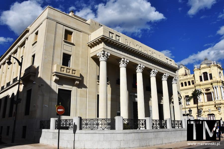 Bank Hiszpanii w Maladze