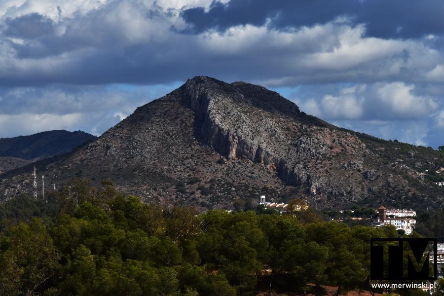 Monte San Antón w Andaluzji (Malaga)