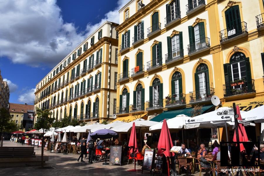Kawiarnie w Maladze