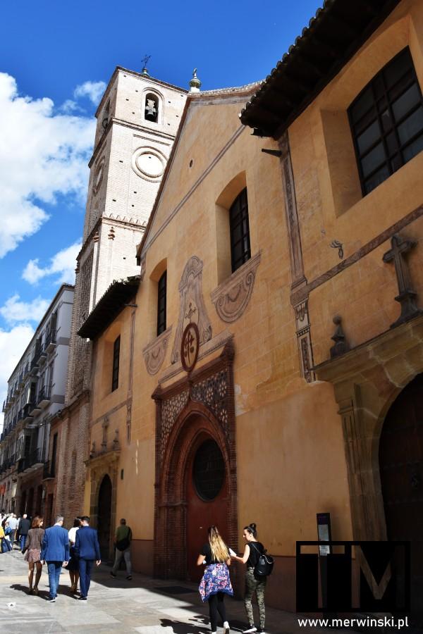 Parroquia Santiago Apóstol w Maladze
