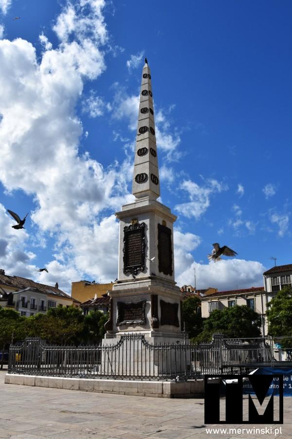Monumento a Torrijos w Maladze