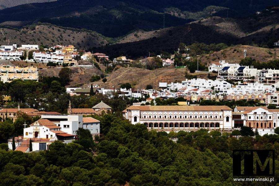 Kaplica Monte Calvario i seminarium w Maladze