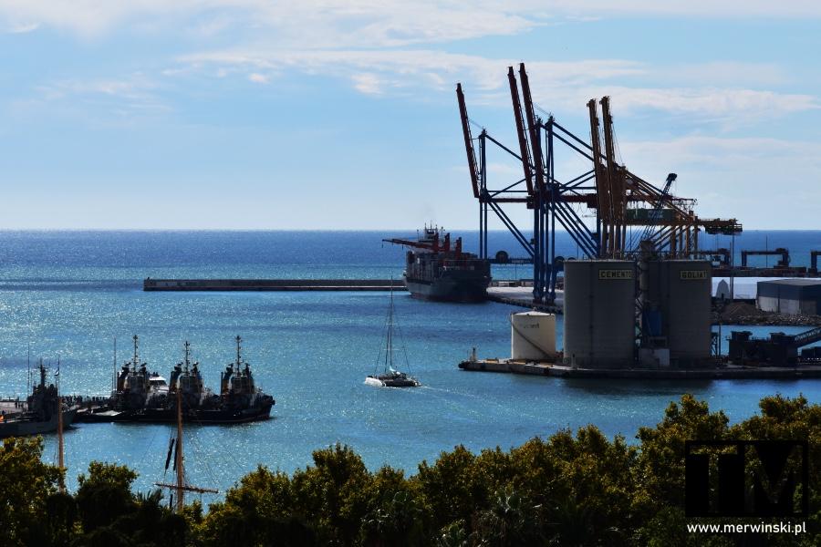Port Morski w Hiszpanii