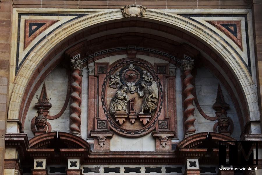 Zdobienia Katedry Wcielenia w Maladze