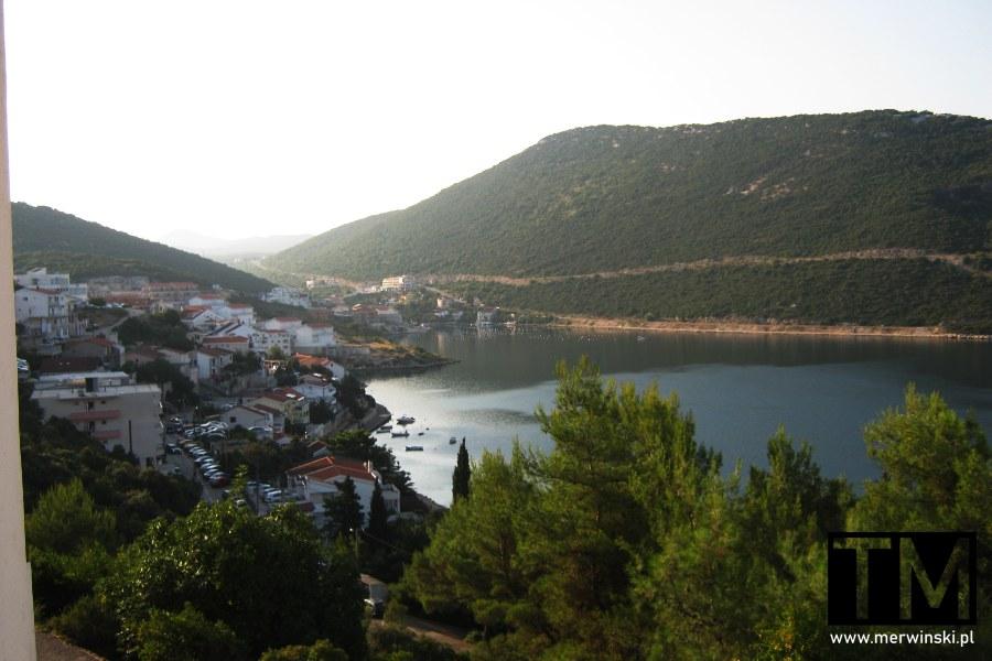 Miasto Neum nad Adriatykiem