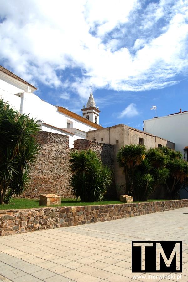 Baluarte de las Angustias w Ayamonte