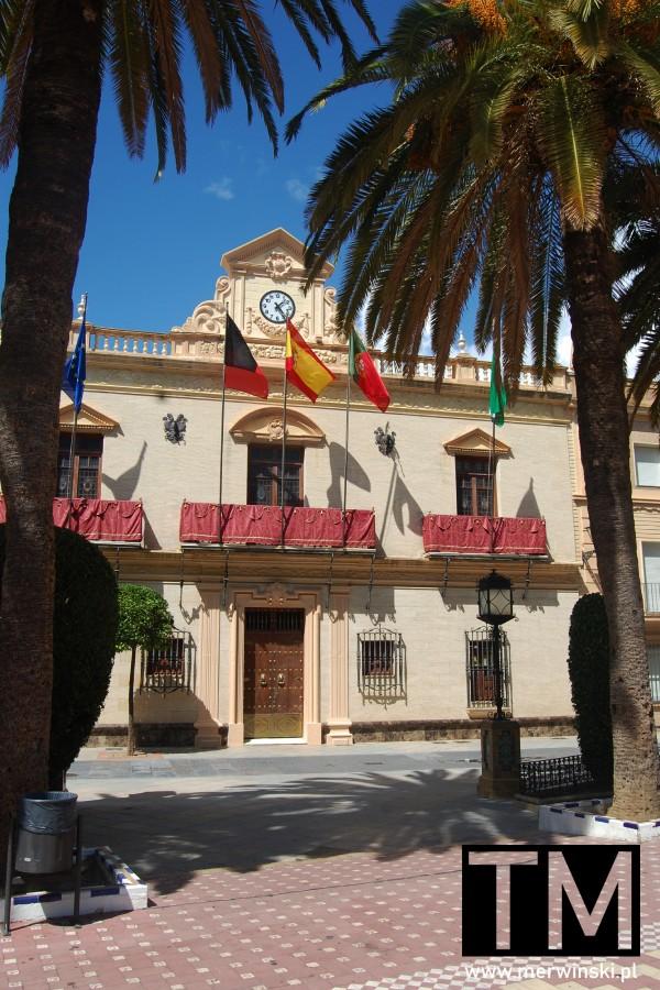 Rada Miejska w Ayamonte