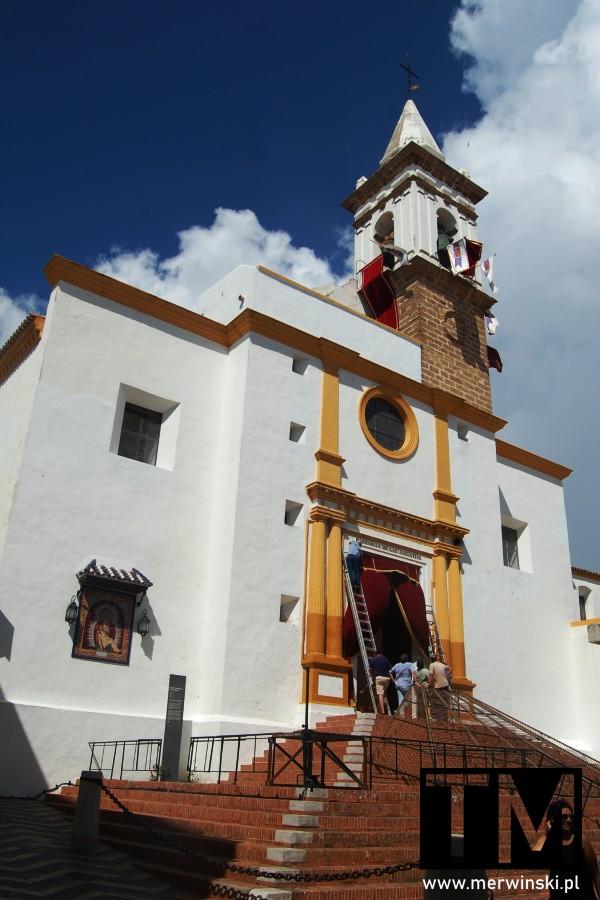 Nuestra Señora de las Angustias w Ayamonte