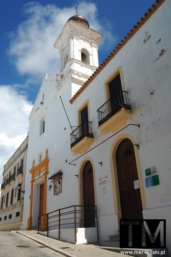 Nuestra Señora de las Mercedes w Ayamonte