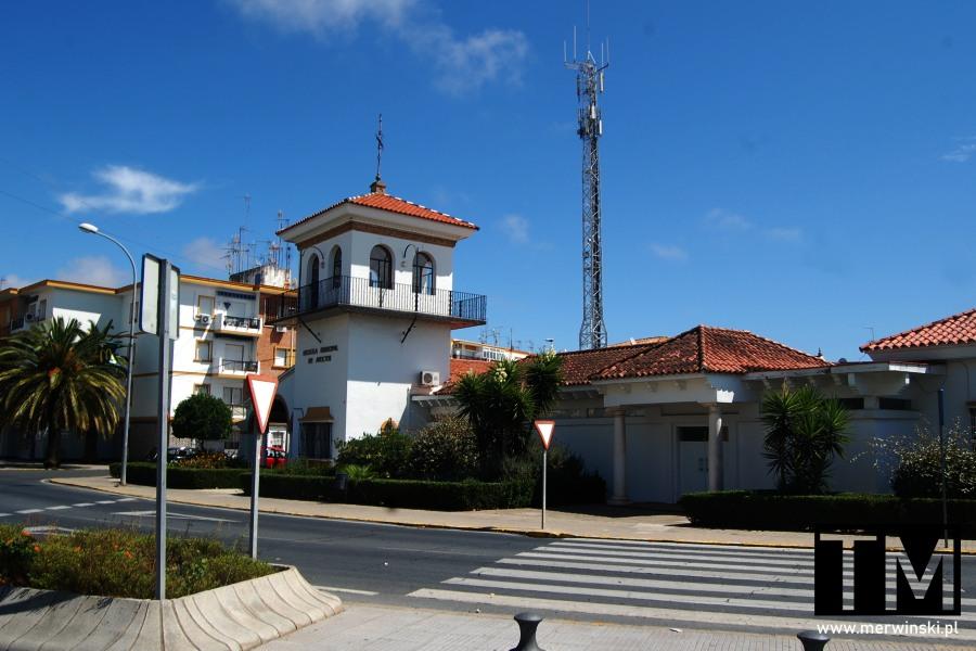 Szkoła miejska w Ayamonte