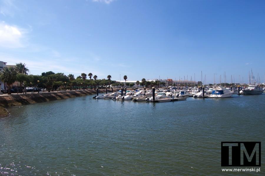 Marina w Ayamonte