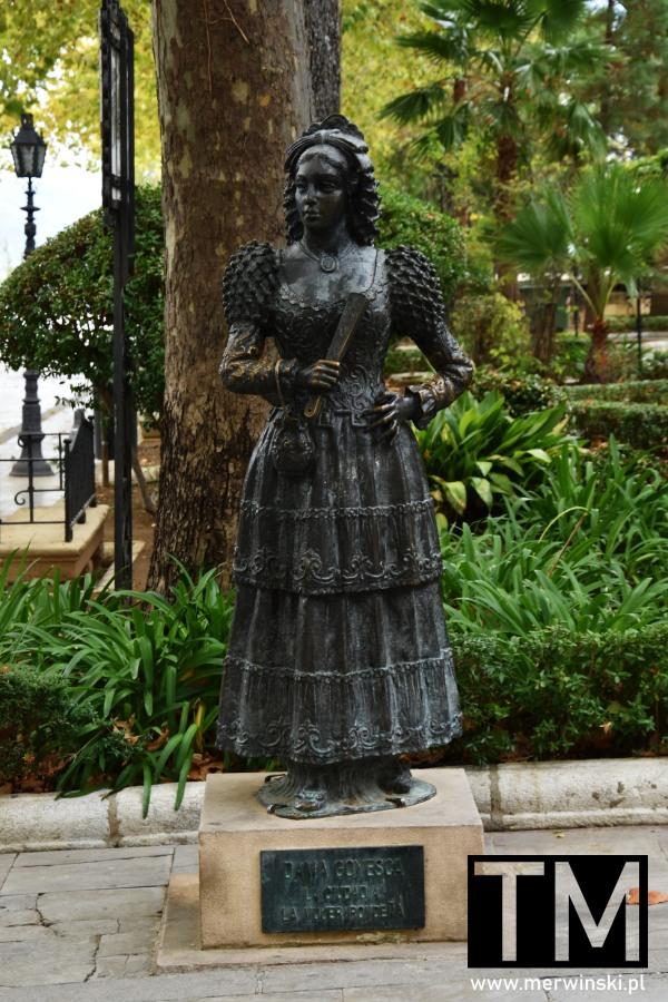 Dama Goyesca w Rondzie