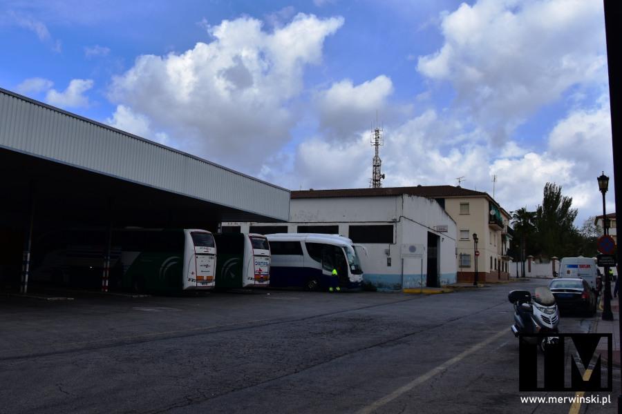 Dworzec autobusowy w Rondzie