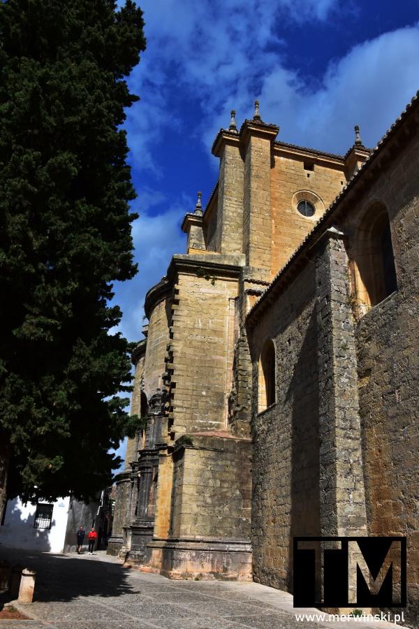 Iglesia de Santa María la Mayor w Rondzie
