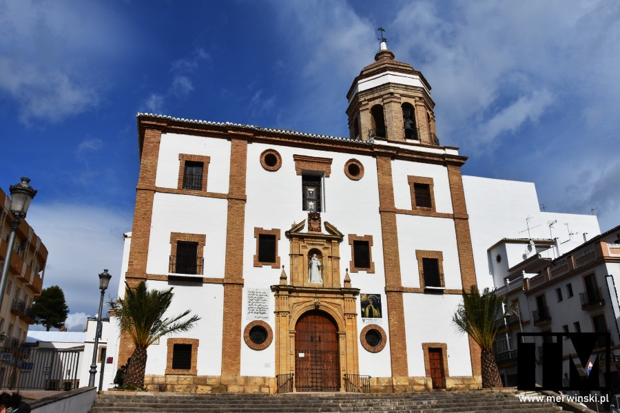 Kościół Iglesia de Nuestra Señora de la Merced w Rondzie