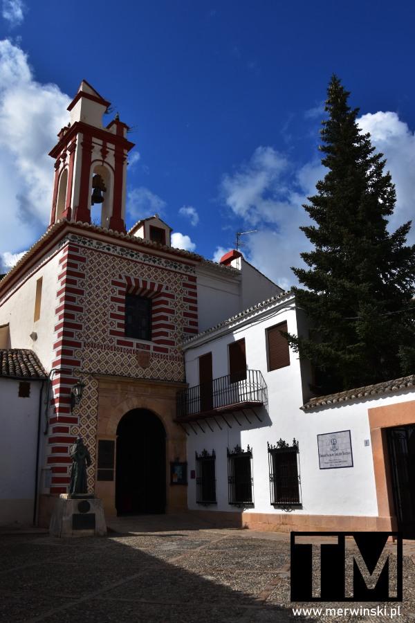 Iglesia Nuestra Señora de La Paz w Rondzie
