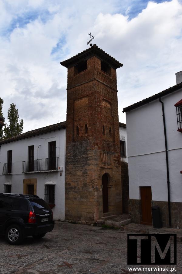 Minaret San Sebastian w Rondzie