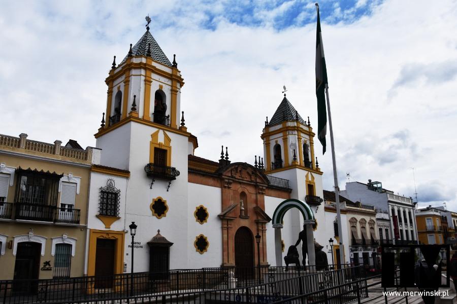 Parroquia de Nuestra Señora del Socorro w Rondzie