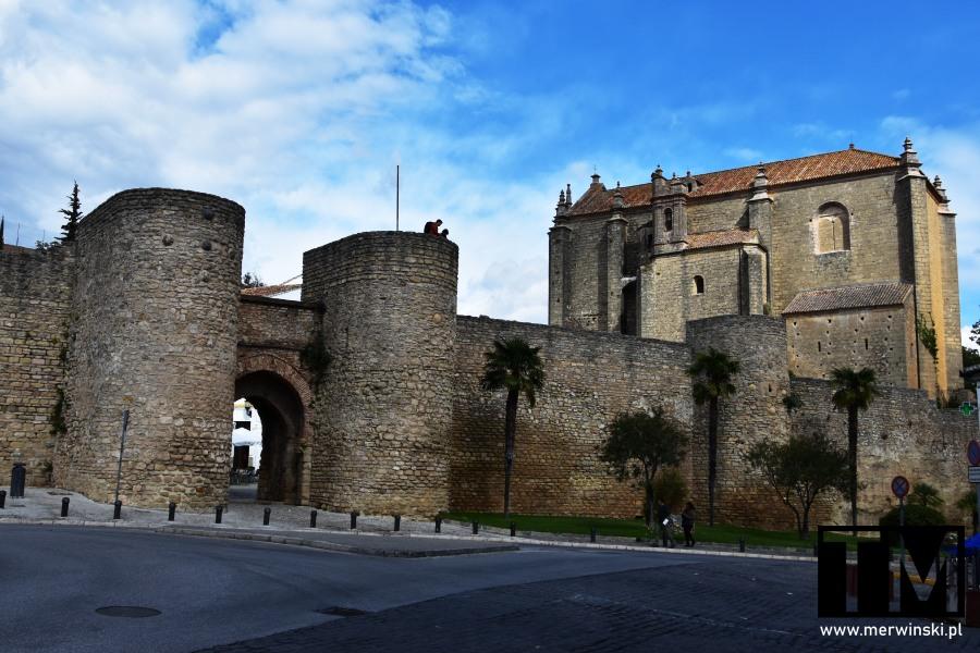 Puerta de Almocábar w Rondzie