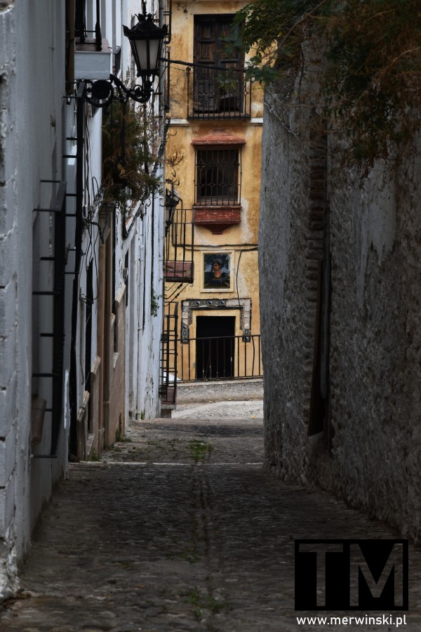 Stara uliczka w Rondzie