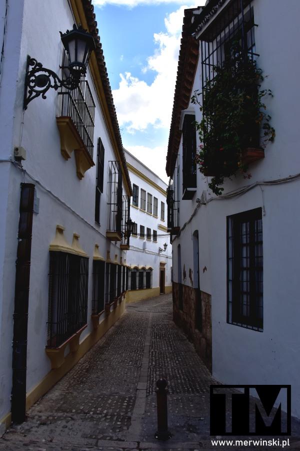 Ronda, wąska uliczka